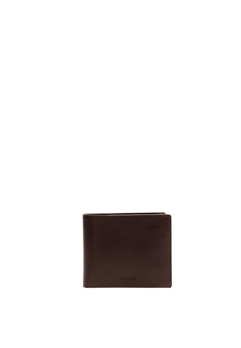 MAITRE - Wallet - darkbrown