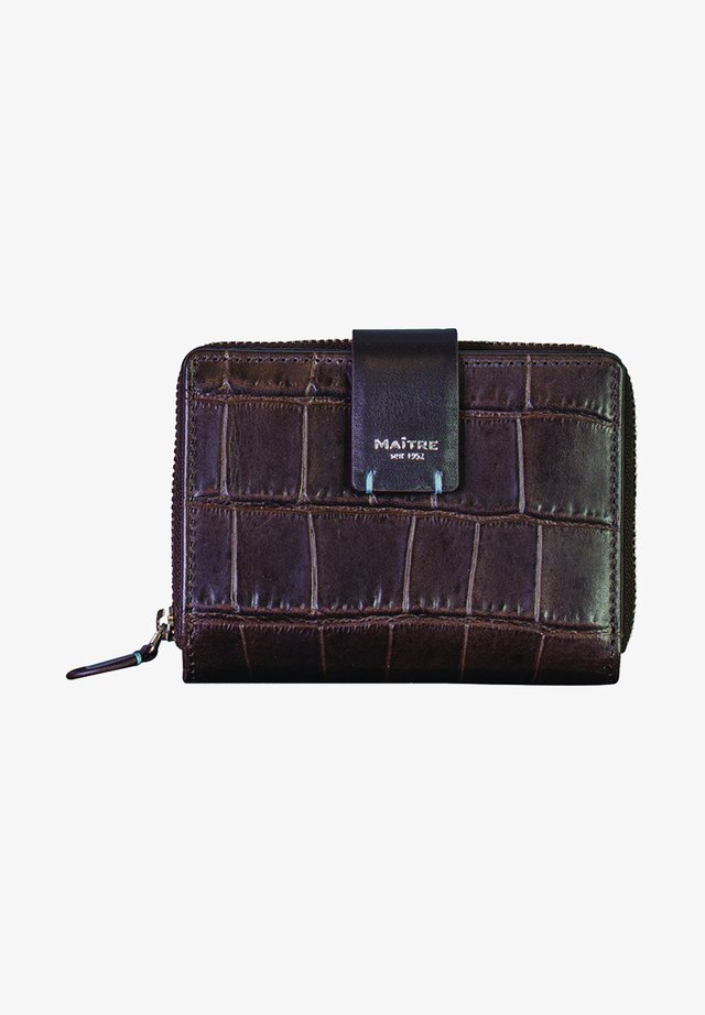 RHAUNEN DIETHILDE - Wallet - darkbrown