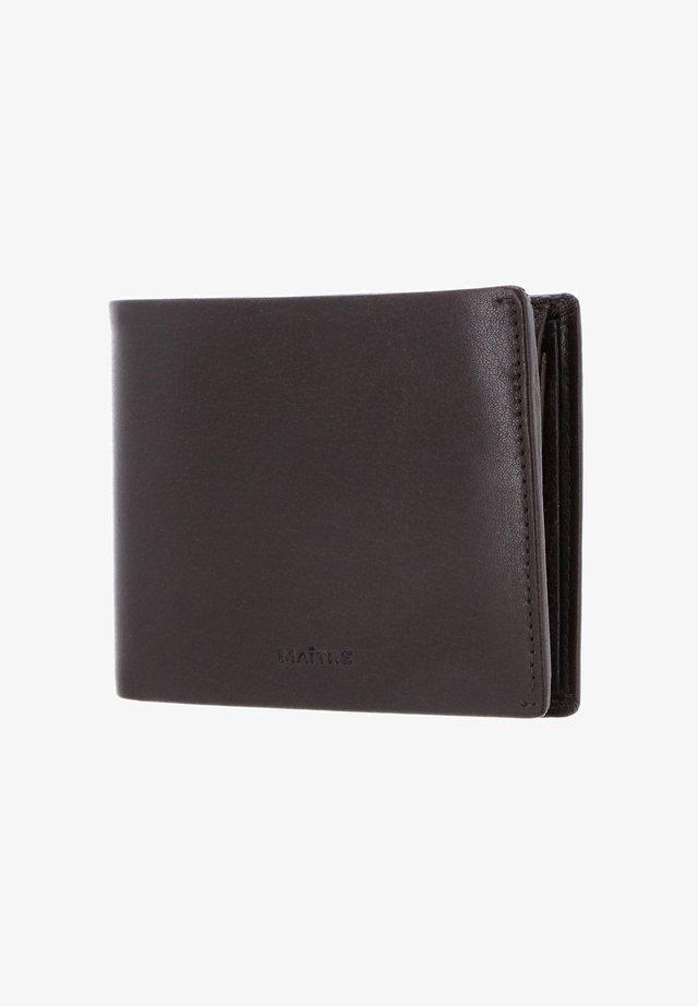 BRUSCHIED GANDOLF BILLFOLD  - Wallet - dark brown