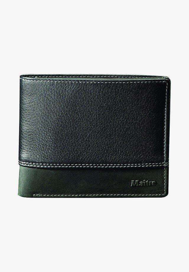 TRIONFO - Wallet - black