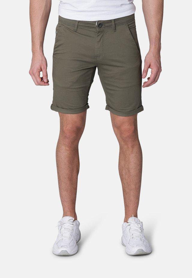 GILFORD  - Shorts - burnt olive