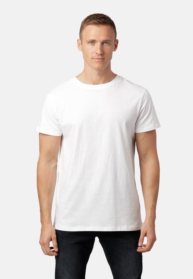 LEXUS - Basic T-shirt - white