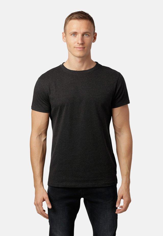LEXUS - T-shirts basic - med.grey mix