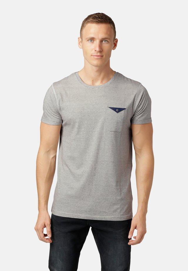 OTTAY  - Print T-shirt - off white