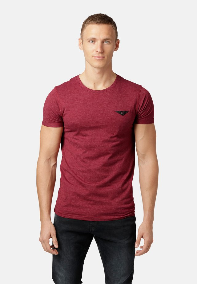OTTAY  - Print T-shirt - biking red