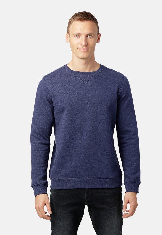 LENNIE  - Sweatshirts - dk.blue mix
