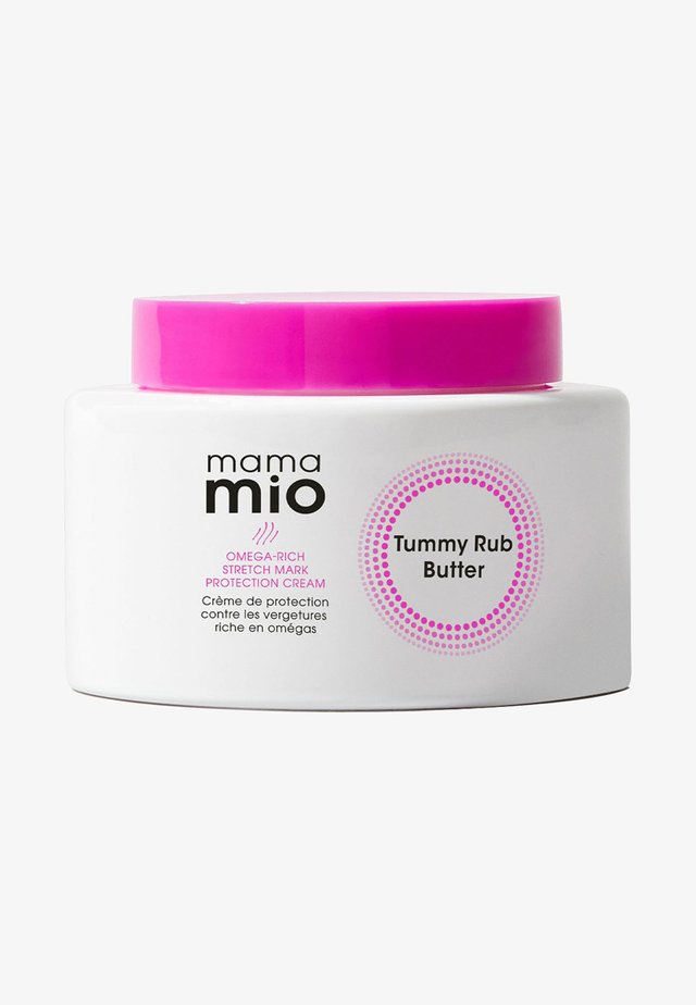 THE TUMMY RUB BUTTER - Moisturiser - -