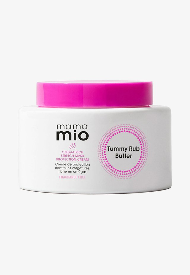 THE TUMMY RUB BUTTER (FRAGRANCE FREE) - Moisturiser - -