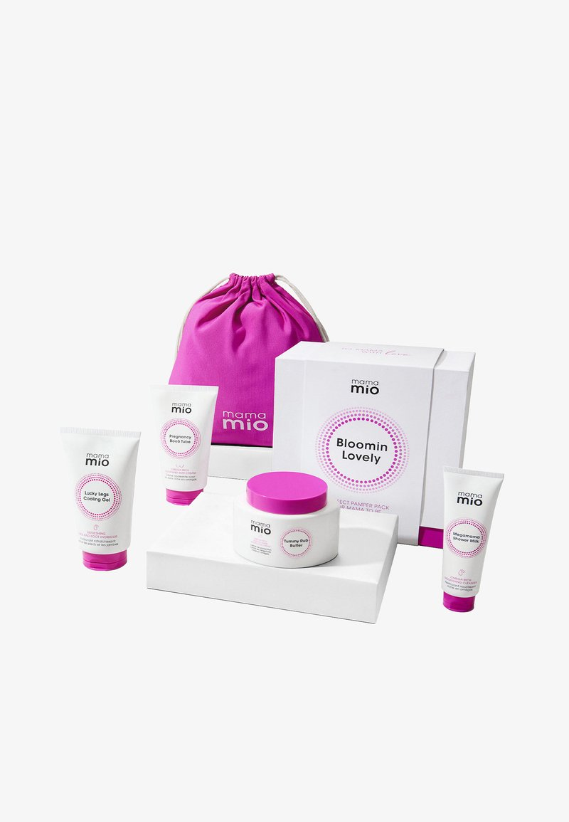 Mama Mio - BLOOMIN LOVELY - Bath and body set - -