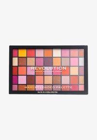 Make up Revolution - MAXI RELOADED EYESHADOW PALETTE - Eyeshadow palette - big big love - 0