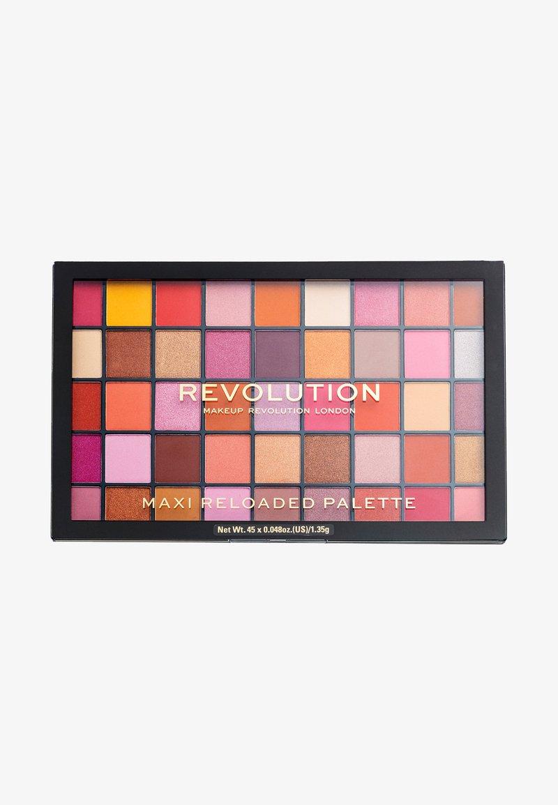 Make up Revolution - MAXI RELOADED EYESHADOW PALETTE - Eyeshadow palette - big big love