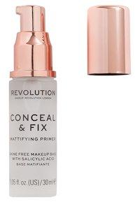 Make up Revolution - REVOLUTION CONCEAL & FIX MATTIFYING PRIMER - Primer - - - 1