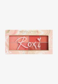 Make up Revolution - REVOLUTION X ROXXSAURUS BLUSH BURST PALETTE - Face palette - multi - 0