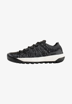Hiking shoes - black-titanium
