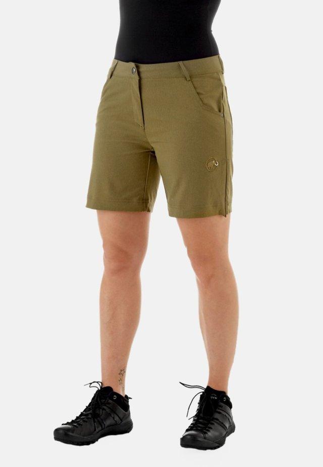 Shorts - olive melange