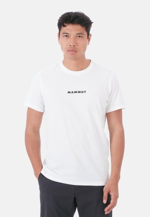 T-shirt z nadrukiem - bright white