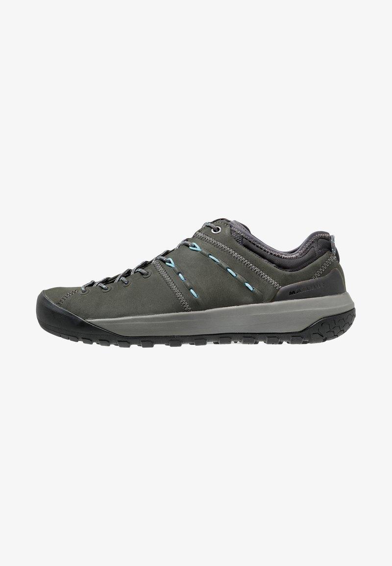 Mammut - HUECO LOW  - Hiking shoes - graphite