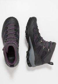 Mammut - DUCAN MID GTX® WOMEN - Chaussures de marche - phantom - 1