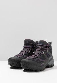 Mammut - DUCAN MID GTX® WOMEN - Chaussures de marche - phantom - 2