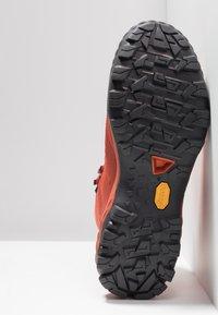 Mammut - DUCAN MID GTX® WOMEN - Chaussures de marche - pepper/light pepper - 4