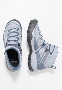 Mammut - DUCAN MID GTX WOMEN - Chaussures de marche - zen - 1