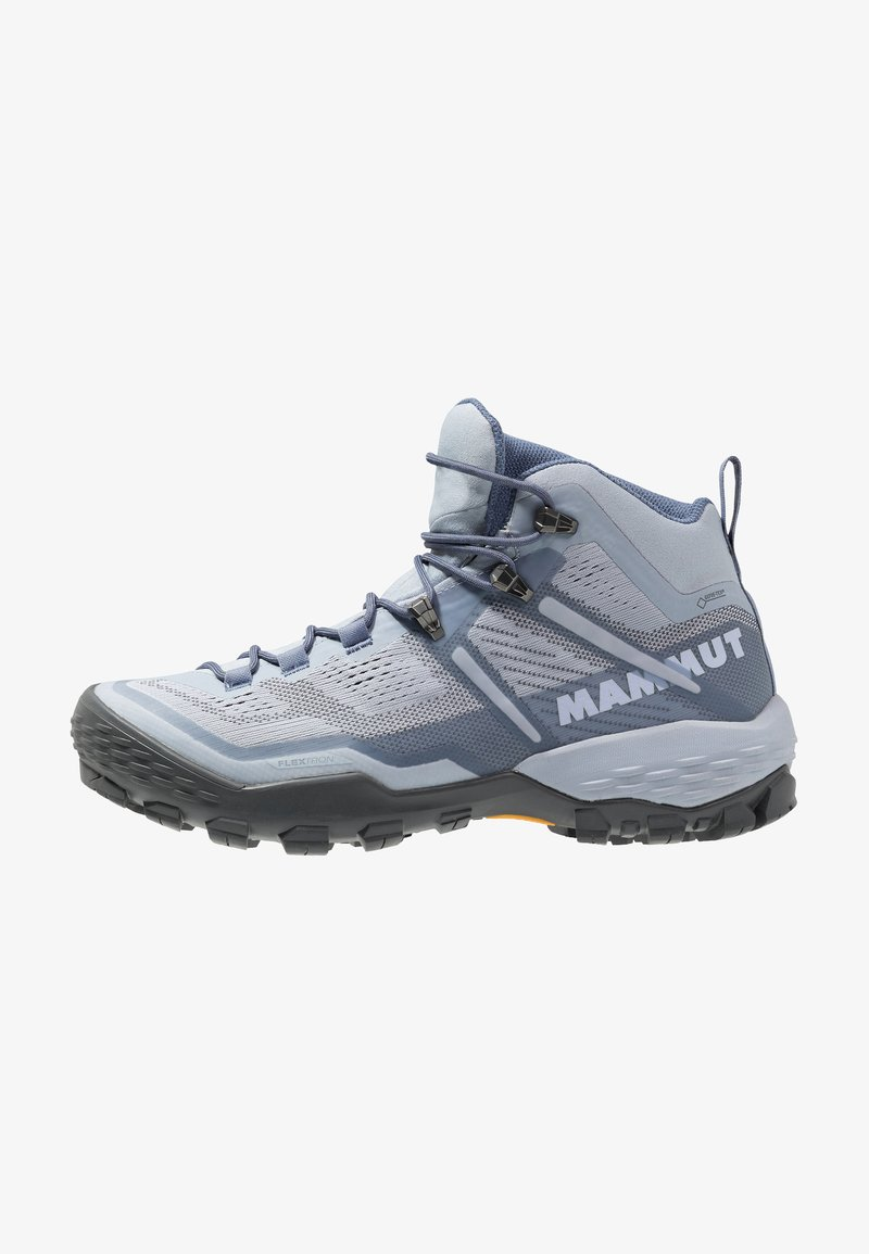 Mammut - DUCAN MID GTX® WOMEN - Hiking shoes - zen