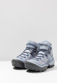 Mammut - DUCAN MID GTX WOMEN - Chaussures de marche - zen - 2