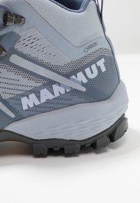 Mammut - DUCAN MID GTX WOMEN - Chaussures de marche - zen - 5