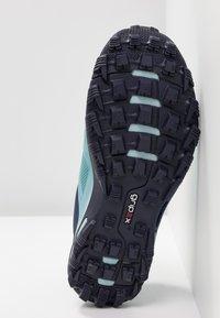 Mammut - OSURA LOW GTX WOMEN - Hiking shoes - waters - 4