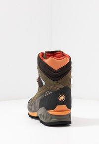 Mammut - KENTO GUIDE HIGH  - Mountain shoes - iguana - 3