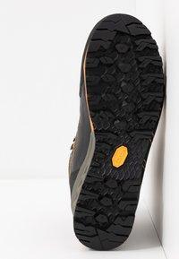 Mammut - KENTO GUIDE HIGH  - Mountain shoes - iguana - 4