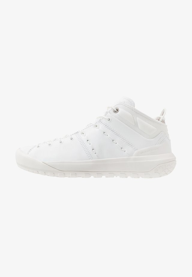 HUECO ADVANCED MID WOMEN - Sports shoes - bright white