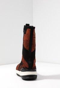 Mammut - FALERA HIGH WP - Vinterstøvler - black/pepper - 3