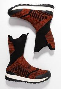 Mammut - FALERA HIGH WP - Vinterstøvler - black/pepper - 1