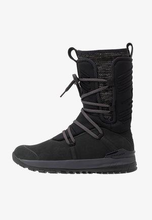 FALERA PRO HIGH WP WOMEN - Chaussures de marche - black/titanium