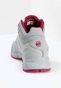 Mammut - Hiking shoes - grey - 3