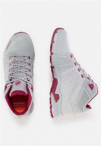 Mammut - Hiking shoes - grey - 1