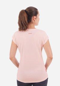 Mammut - MOUNTAIN - T-shirt imprimé - blush - 1