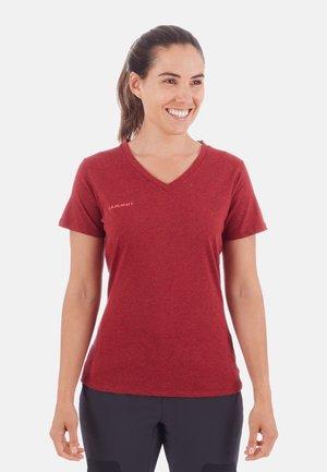 ZEPHIRA  - T-shirt print - red