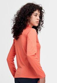 Mammut - AEGILITY  - Sports shirt - poinciana melange - 1