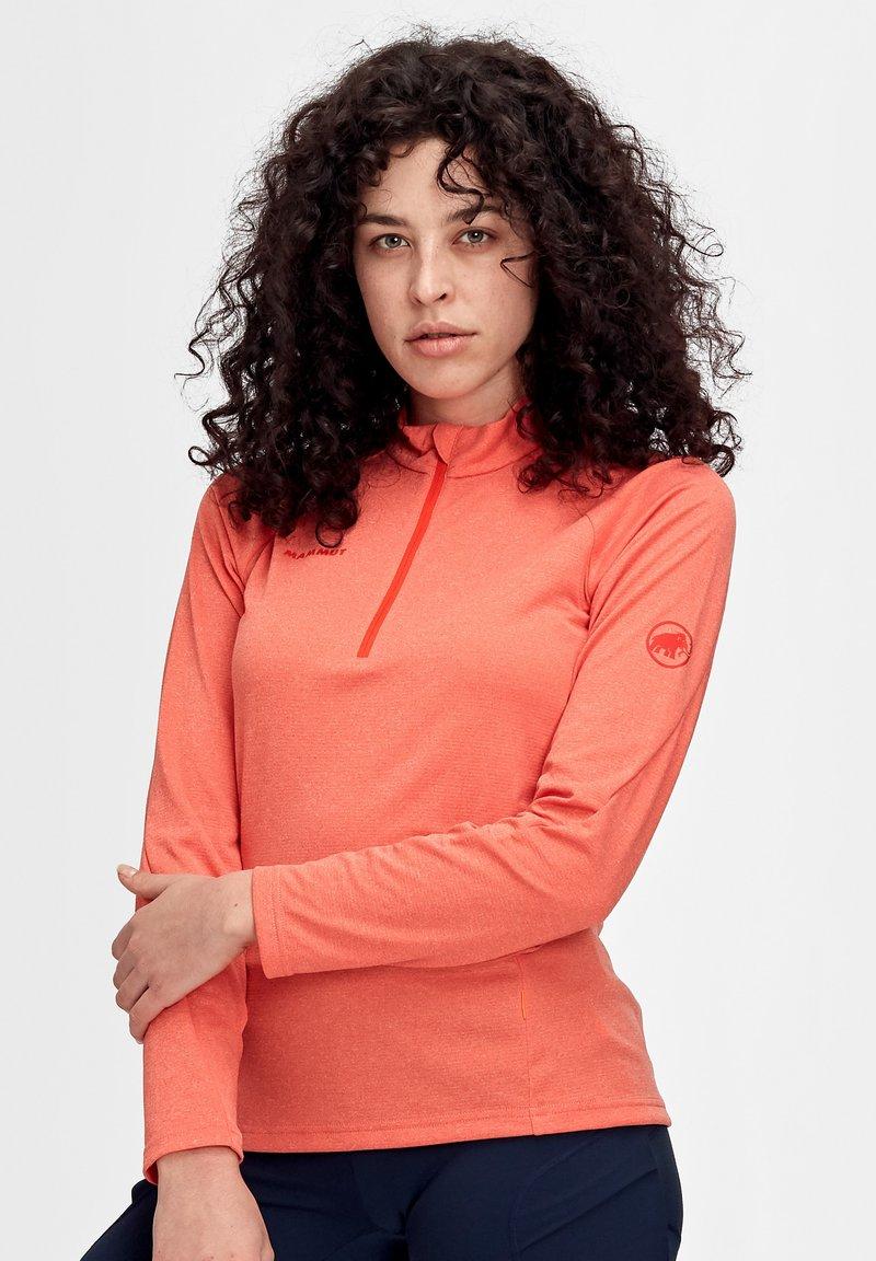 Mammut - AEGILITY  - Sports shirt - poinciana melange