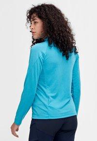 Mammut - AEGILITY  - Sports shirt - ocean melange - 1