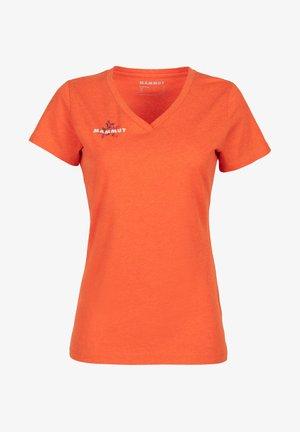 Print T-shirt - poinciana