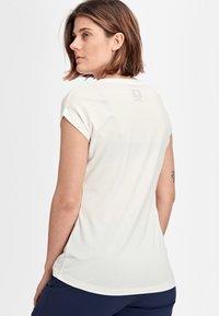 Mammut - MOUNTAIN  - Print T-shirt - bright white - 1