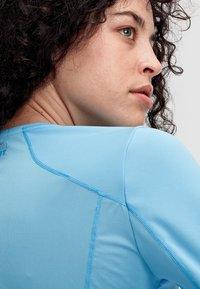 Mammut - LONGSLEEVE - Long sleeved top - blue - 2