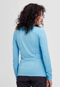 Mammut - LONGSLEEVE - Long sleeved top - blue - 1