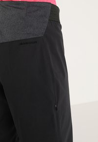 Mammut - ALNASCA PANTS WOMEN - Outdoorbroeken - black - 3