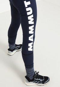 Mammut - SERTIG WOMEN - Leggings - peacoat - 4