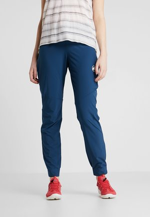 CRASHIANO PANTS WOMEN - Ulkohousut - wing teal
