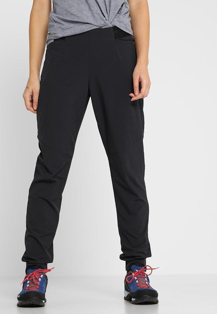 Mammut - CRASHIANO PANTS WOMEN - Outdoorbroeken - black